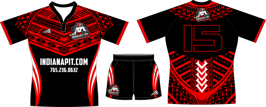 Indiana Pit Custom Rugby Jerseys Net The World S 1 Choice For Kits
