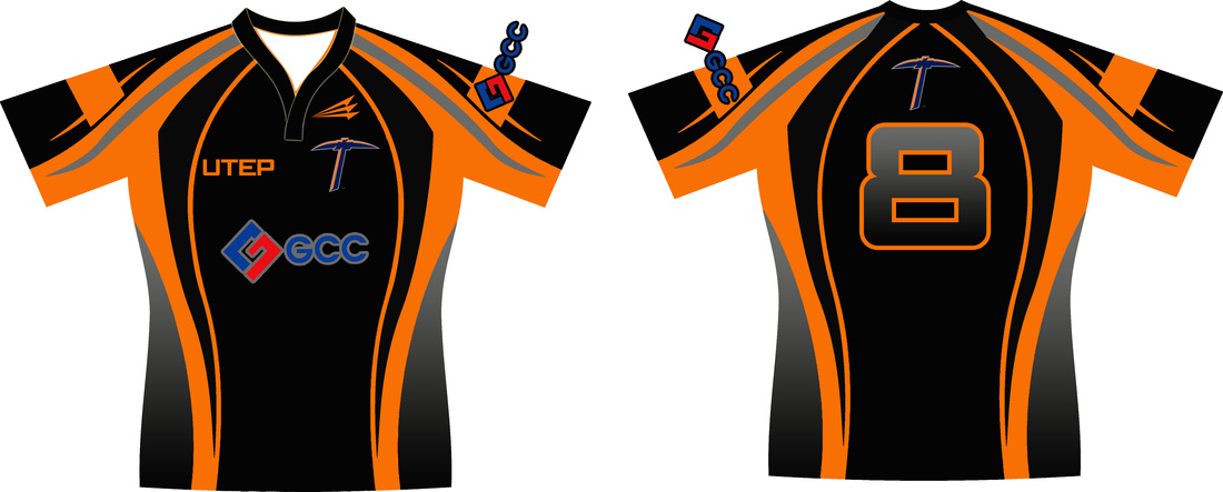 huge selection of d1cff 4bc27 UTEP Miners Rugby Jerseys - Custom Rugby Jerseys.net - The ...